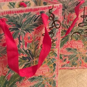 2 Lilly Pulitzer Bags